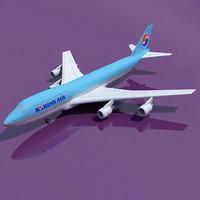 obj b 747 korean