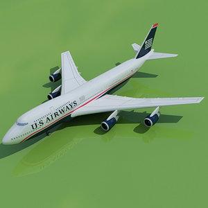 b 747 max