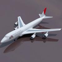 b 747 3d lw