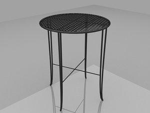 maya bistro table coffee furniture