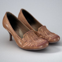 Brown Shoes (Women)