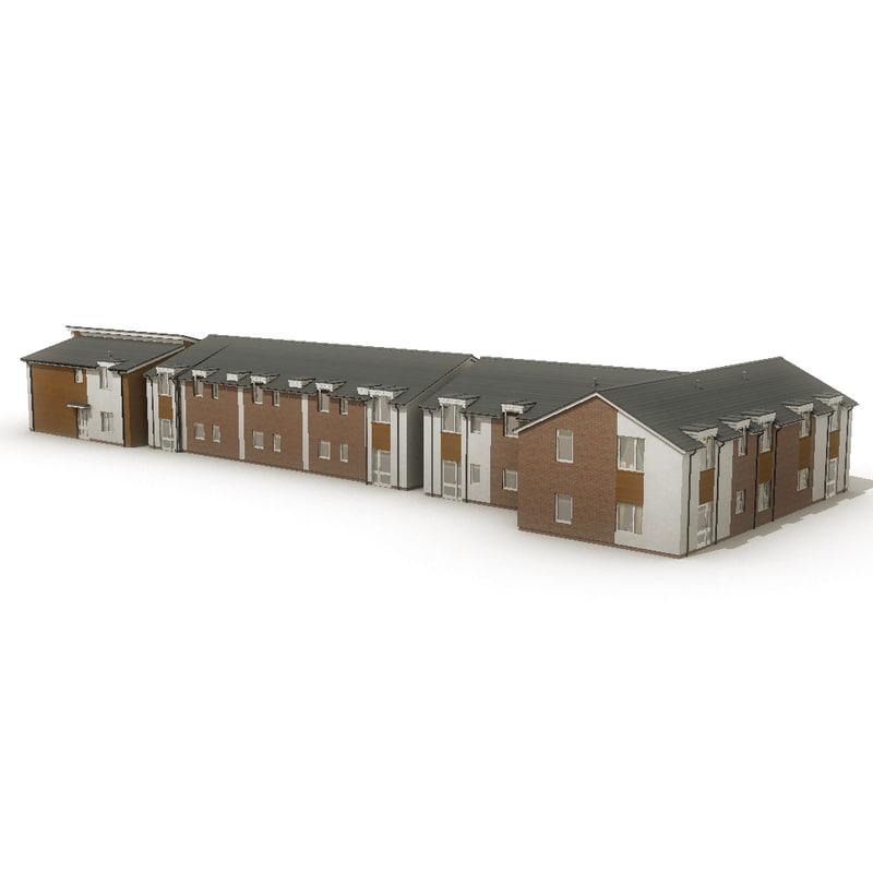 3d house33 model