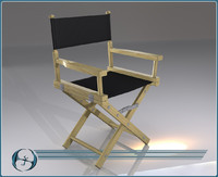 movie director chair max