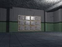 morgue room 3d obj