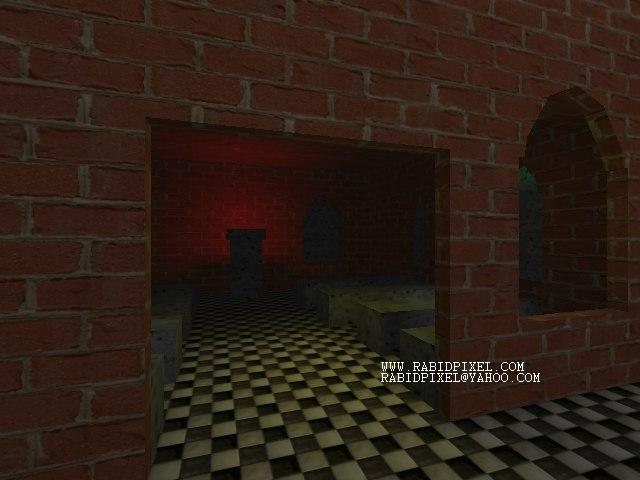 3d dungeon level prison
