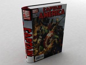 free 3ds model comic book