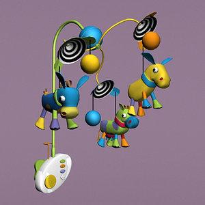 nursery mobile max