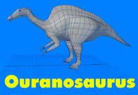 Ouranosaurus Dinosaur
