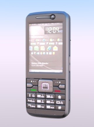 obj mobile phone