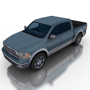 vehicle ram max
