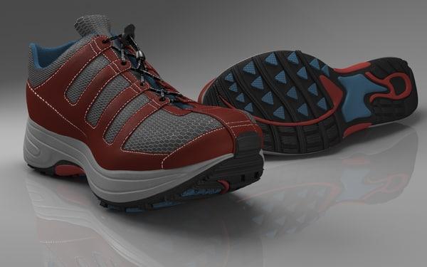 maya running shoe