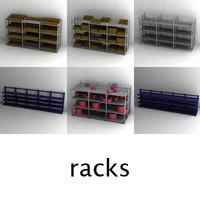 maya racks