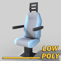 3d seat ambulance