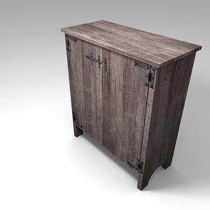 maya medieval cabinet