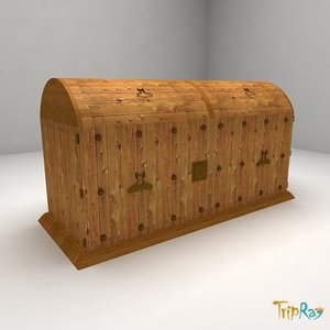 free max mode trunk chest case