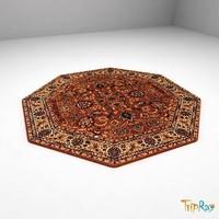 Octagon carpet