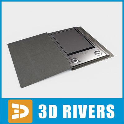 sony e-book new 3ds
