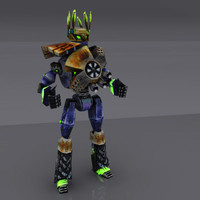 robot master max