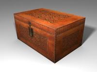 medieval box 3d model