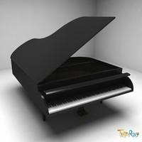 free max model grand piano