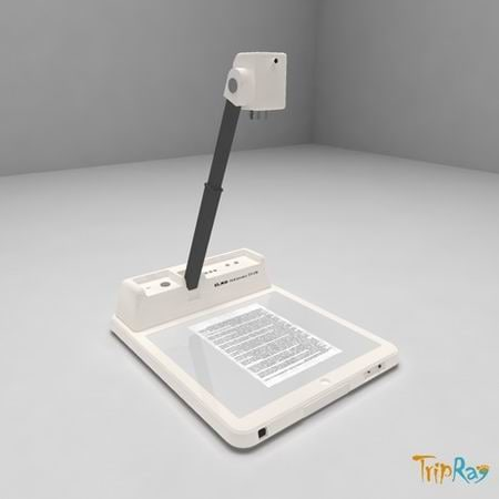 plane-table projector elmo max
