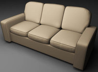 sofa model by xtruder