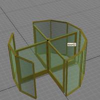 revolving door package in .zip compression format