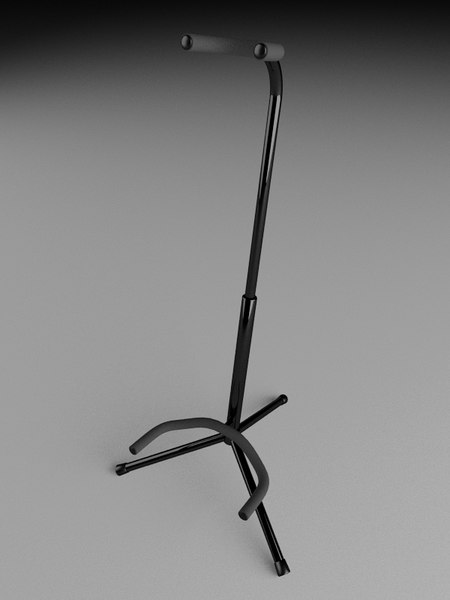 3ds max guitar stand max2009