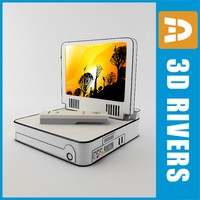 3ds wii laptop