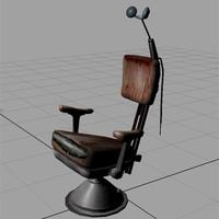 chair prop horror ma
