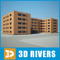 3ds building house 15