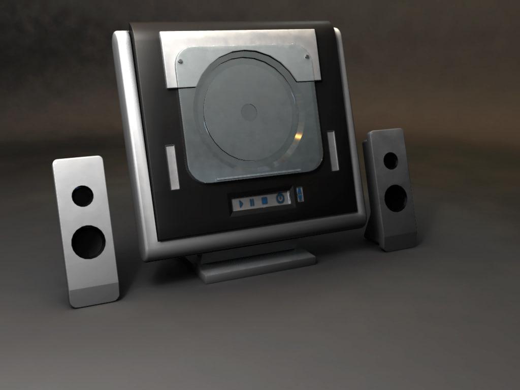 maya cd player