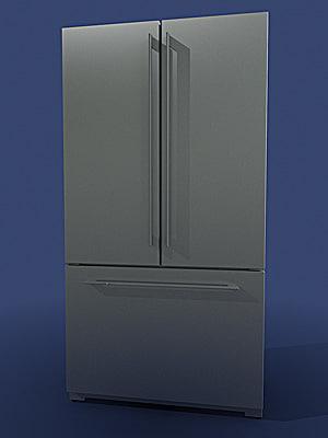 frozen gaggenau ry 495 3d model