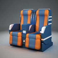 max business class seats