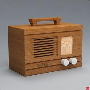 maya radio antique