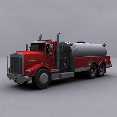 3d ready truck