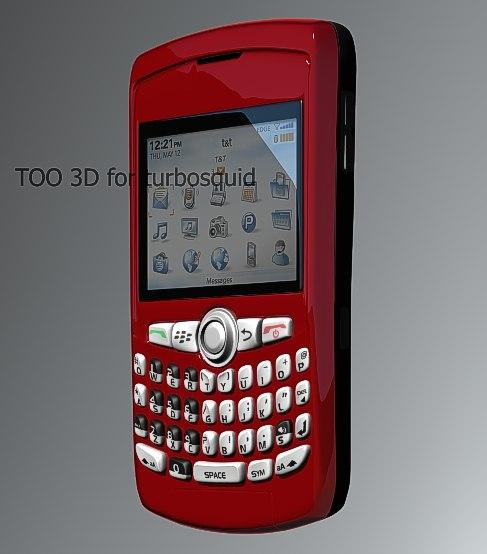 handheld pc 3d max