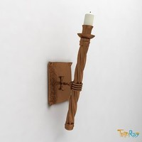 3ds max candlestick candle
