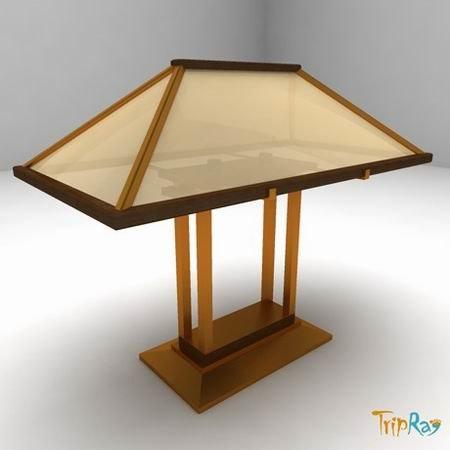 lamp table max free