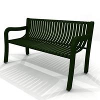 obj park bench