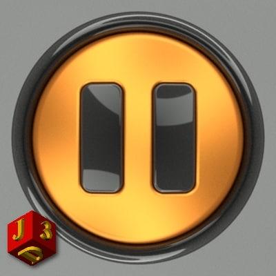 free 3ds mode button web design