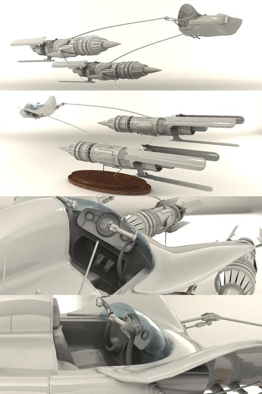 maya podracer 1