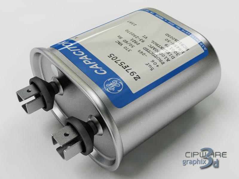obj electrolitical capacitor v4