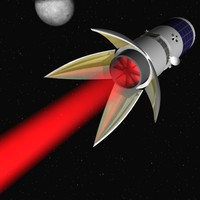 3d orbital laser model