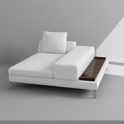 3d max couch
