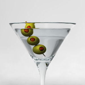 max dry martini