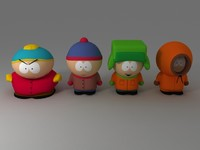 max south park characters