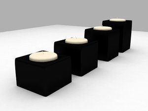 3d velas candels