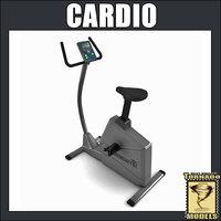 3ds cardio bike