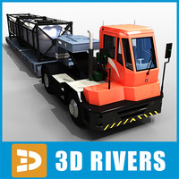 Terminal truck 05 by 3DRivers